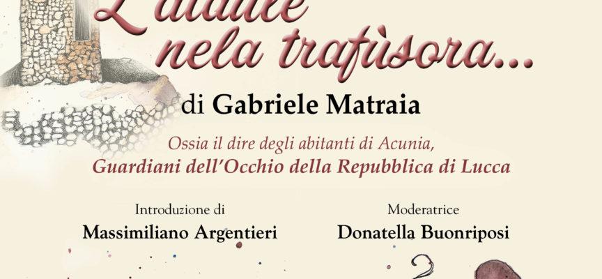 La lingua dei Guardiani dell'Occhio della Repubblica di Lucca
