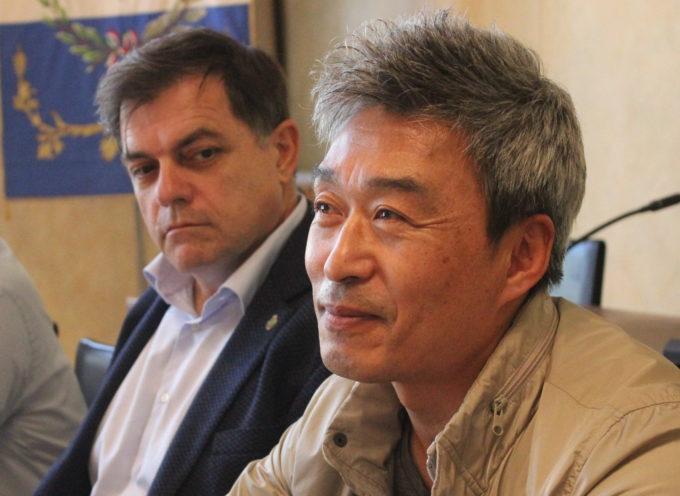 Park Eun Sun tra i grandi del Premio Fratelli Rosselli, cerimonia e mostra nel Chiostro