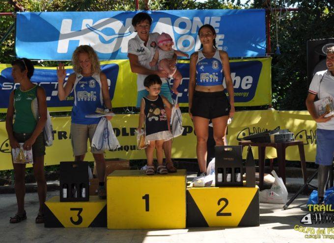 Corsa in Montagna e Trail:  Fabrizio Ridolfi e Alice Vecci fanno volare il G.S. Orecchiella Garfagnana