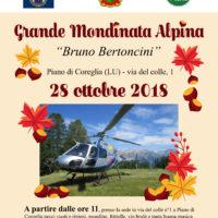 Grande Mondinata Alpina Piano di Coreglia (LU)
