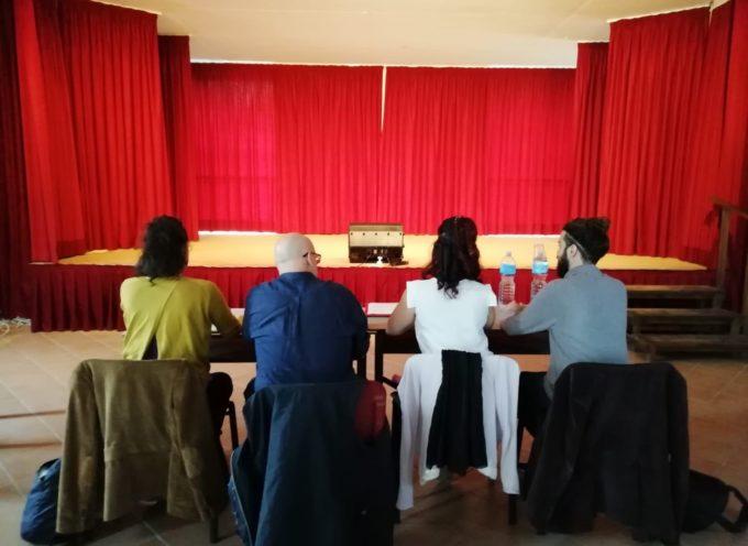 Hanno preso il via le  selezioni per l'Ammissione alla prima Accademia Professionalizzante di Teatro della Valle del Serchio