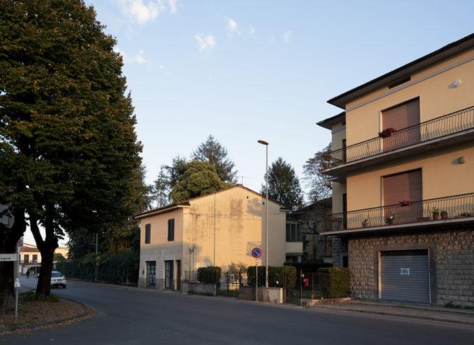 Dopo il murale alla scuola Donatelli, oggi a San Vito inizia l'intervento per la seconda opera che abbellirà un'abitazione della via Vecchia Pesciatina