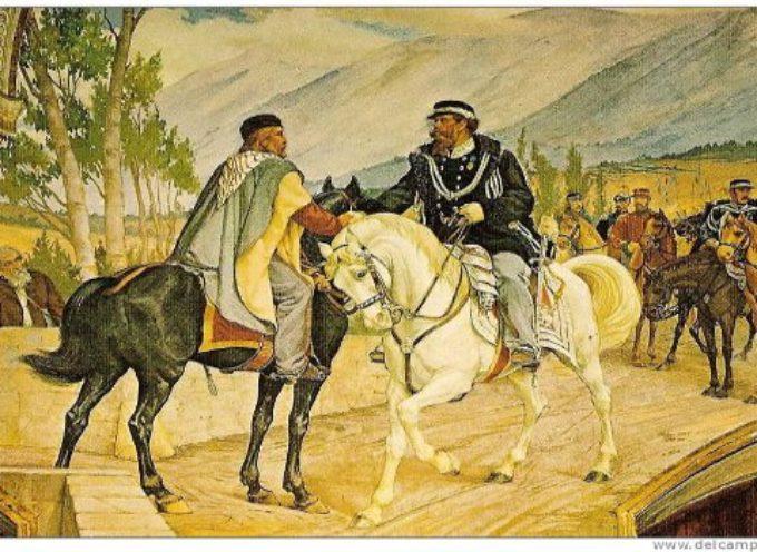 Accadde Oggi, 26 Ottobre: l'incontro di Teano, tra Giuseppe Garibaldi e Vittorio Emanuele II