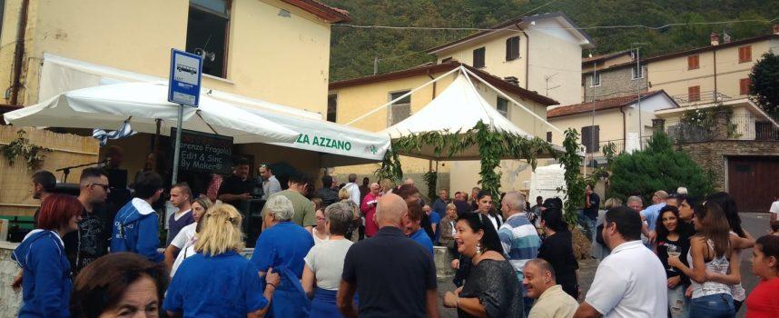 Azzano: successo per la 60* edizione della Festa della Castagna