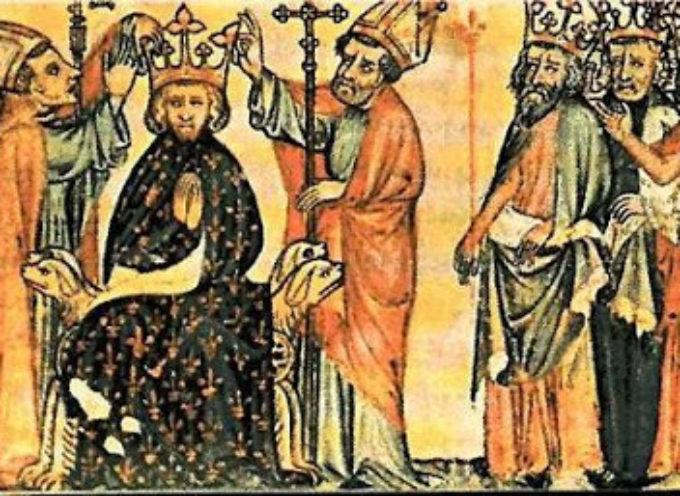 Accadde Oggi, 9 Ottobre: 768, Carlomanno e Carlo Magno incoronati Re dei Franchi