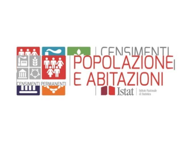 CAPANNORI – AL VIA LUNEDI' 8 OTTOBRE IL CENSIMENTO PERMANENTE DELLA POPOLAZIONE E DELLE ABITAZIONI.