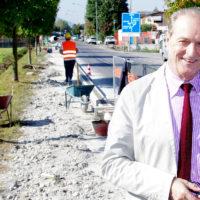 'STRADE SICURE': PARTONO DOMANI (martedì) NUOVI LAVORI DI ASFALTATURA DI ALCUNE VIABILITA' DEL TERRITORIO