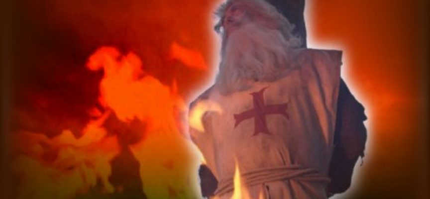 Accadde Oggi, 13 Ottobre: 1307, l'arresto e il rogo dei Templari
