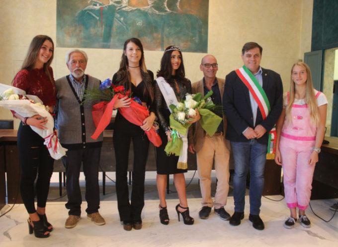 MISS CARNEVALE: IL SINDACO INCORONA AZZURRA TOGNETTI, EZIO MARCUCCI NUOVO PRESIDENTE GIURIA
