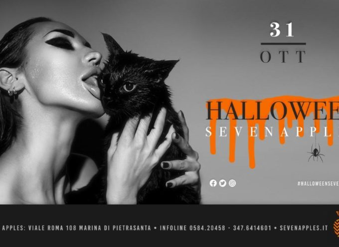 Halloween Versilia: 5 feste imperdibili.