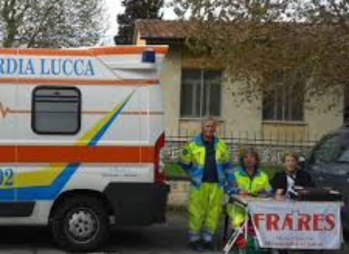 Festa per il gruppo donatori di sangue della Misericordia di Lucca