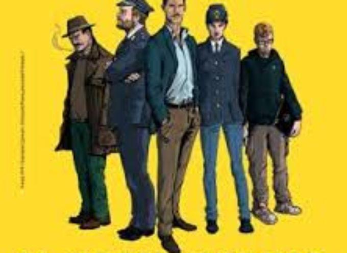 """Ai Comics """"IL COMMISSARIO MASCHERPA"""" ed il Capo della Polizia Gabrielli"""