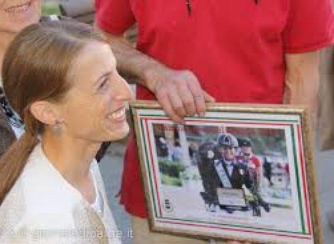Barga celebra la bi-campionessa del mondo Sara Morganti