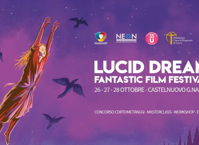 Al via la prima edizione del Lucid Fantastic Film Festival[video]