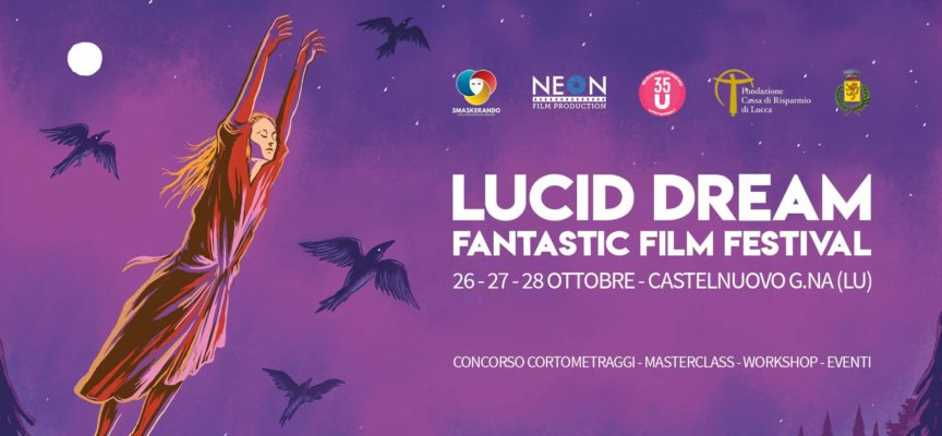 Al via la prima edizione del Lucid Fantastic Film Festival[video]