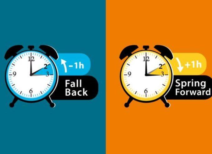 Torna l'ora solare: lancette indietro di un'ora (forse per l'ultima volta)