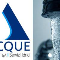 Acque SpA – Disagi nell'erogazione idrica nel Comune di Montecarlo