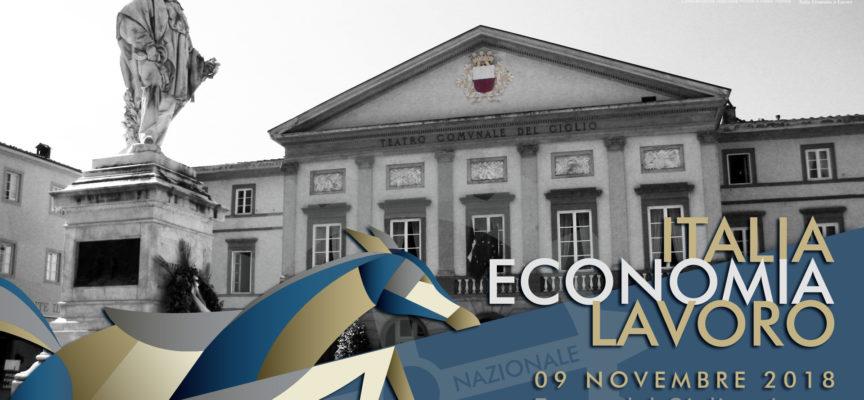 Economia e lavoro, al Giglio il forum nazionale di Conflavoro Pmi L'8 novembre Iel2018, fra i relatori il vicepremier Di Maio e il ministro Bonafede