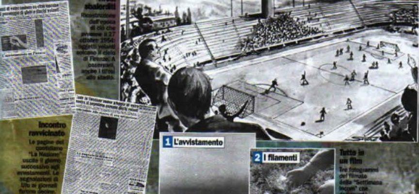 Accadde Oggi, 27 ottobre: 1954, quel Fiorentina-Pistoiese sospesa per invasione…aliena!