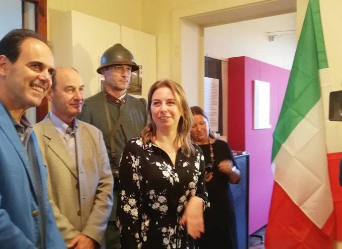 Apertura mostra a Barga dedicata alla prima guerra mondiale