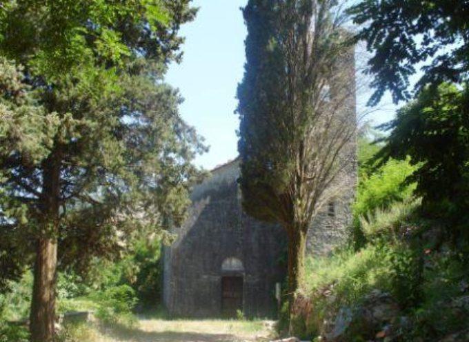 Restauro a Villa Roggio,  A  Pescaglia