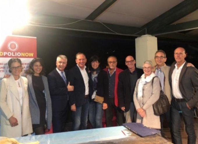 Rotay Club Viareggio Versilia, tutti i premiati della gara di beneficenza al Golf Alisei
