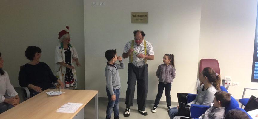"""Ospedale di Lucca: festeggiato il terzo compleanno di """"Giochiamo in sala operatoria"""""""