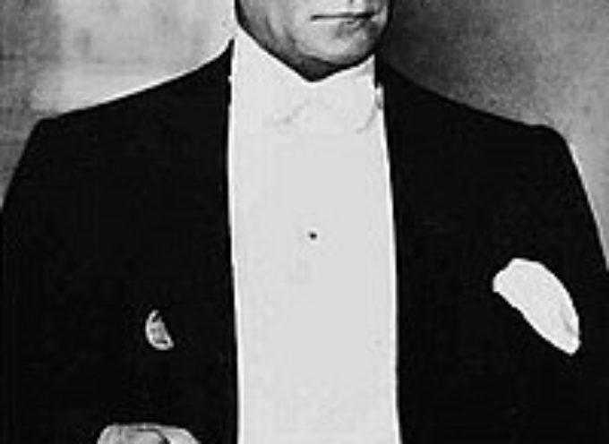 Accadde Oggi, 10 Novembre: Muore Ataturk, il Padre della Turchia moderna