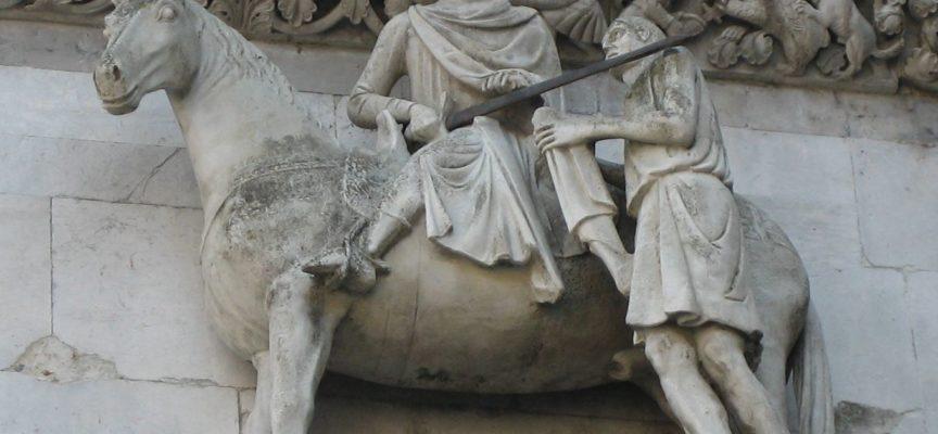 Il Santo del giorno, 11 Novembre: S. Martino di Tours, Patrono dei Mendicanti