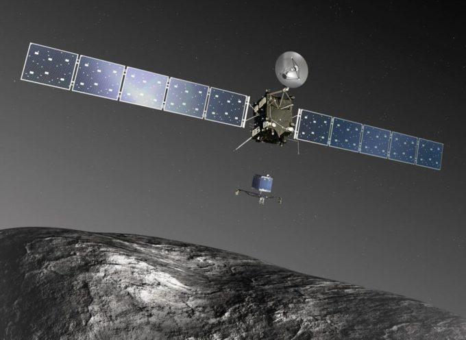 Accadde Oggi, 12 Novembre: Rosetta parte per catturare una cometa