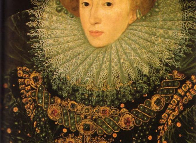 Accadde Oggi, 17 Novembre: 1558, incoronazione di Elisabetta I dei Tudor –