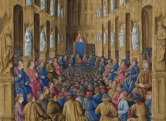 Accadde oggi: 18 Novembre: 1302, Unam Sanctam Ecclesiam…