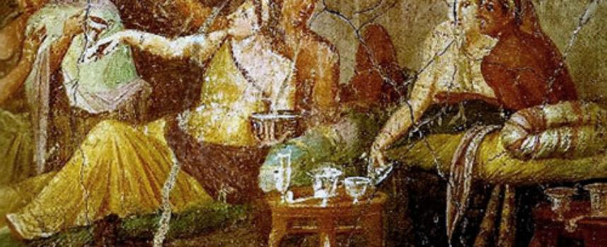 Nell'Antica Roma, 19 novembre: Lectisternia Cibele, banchetto sacro in onore di Cibele