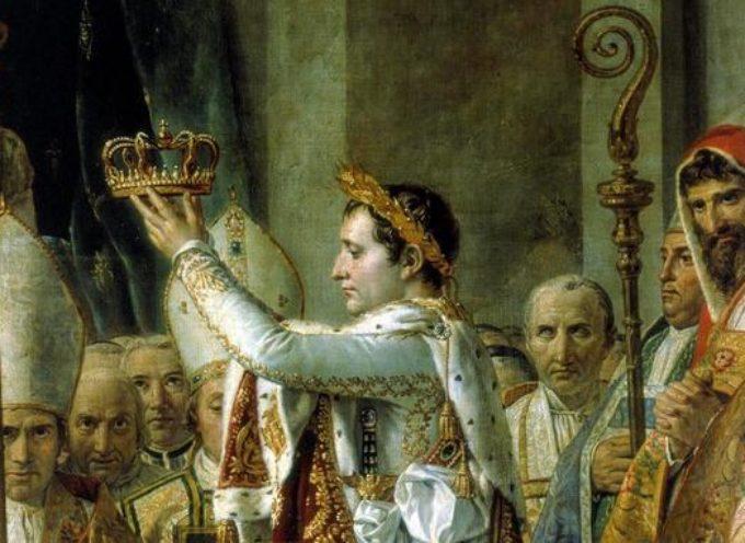Accadde oggi, 2 Dicembre 1804: Napoleone Bonaparte s'incorona Imperatore dei Francesi