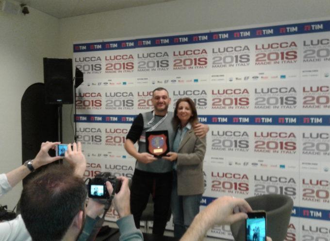 Simone Bianchi nominato ambasciatore dei Lucchesi nel Mondo