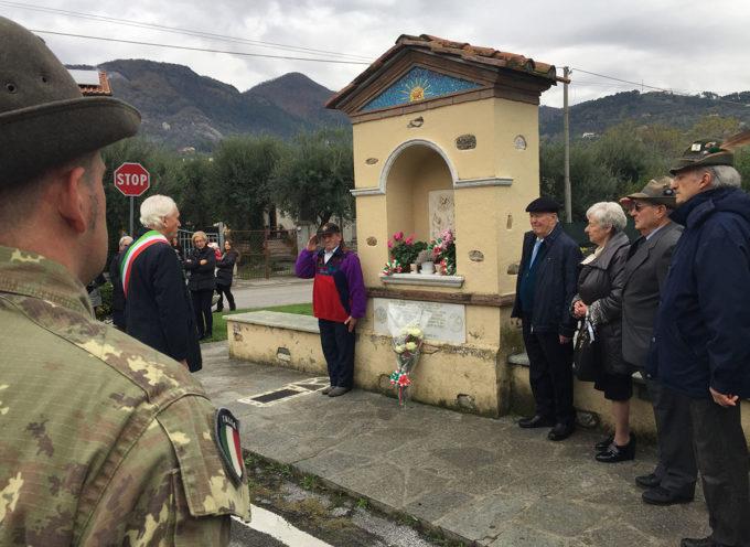 """festa di popolo a Pozzi per i dieci anni della Fanfara Alpina """"Tenente Giorgio Giannaccini"""""""