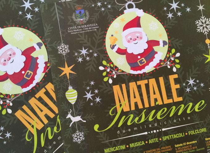 Natale Insieme: una domenica dal sapore natalizioin piazza a Ripa