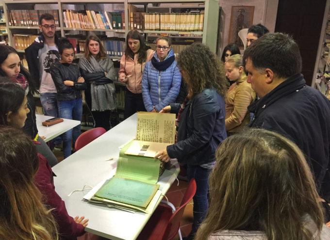 Memoria e retaggio storico: a Palazzo Mediceo si presenta il progetto di digitalizzazione dell'Archivio Storico Comunale