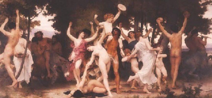 Nell'Antica Roma, 24 novembre: Festa di Brumalia