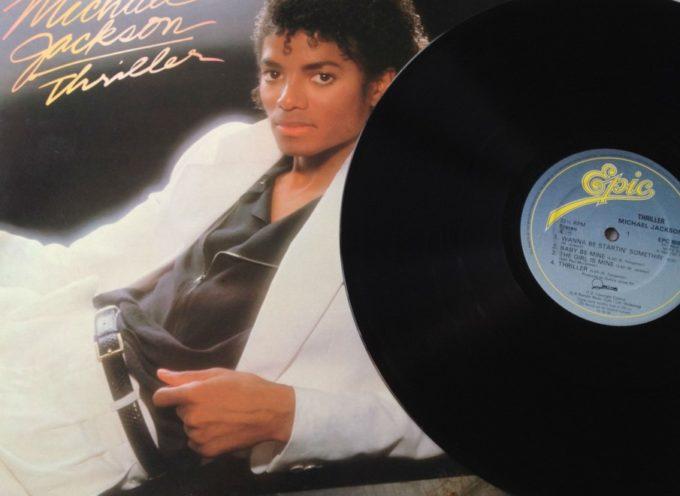 Accadde oggi, 30 Novembre: 1979, 1982 escono in questa data: Thriller e The Wall, il primo e tra i primi album più venduti di sempre