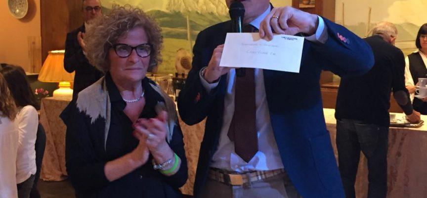 Lions Club Garfagnana – Claudio Menconi ed i Lions insieme per la Croce Verde