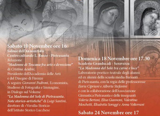 Madonna del Sole: Madonne di Toscana fra arte e devozione nel Chiostro con Cristina Acidini, tutti i prossimi eventi