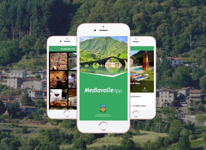 Scarica MediavalleApp.. Conoscere la Media Valle del Serchio