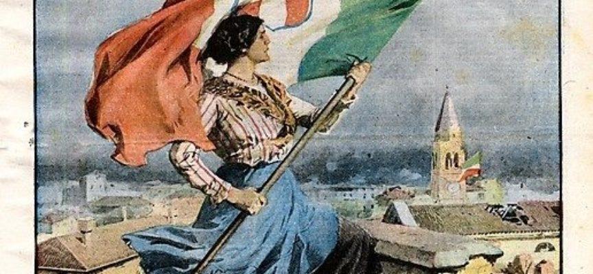 """La conclusione del """"BOLLETTINO DELLA VITTORIA"""", scritto dal Generale Armando Diaz"""