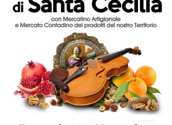 la Fiera di Santa Cecilia a Borgo a Mozzano