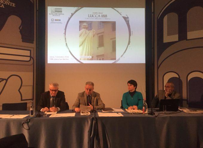 Bicentenario dell'arrivo di Maria Luisa di Borbone a Lucca: