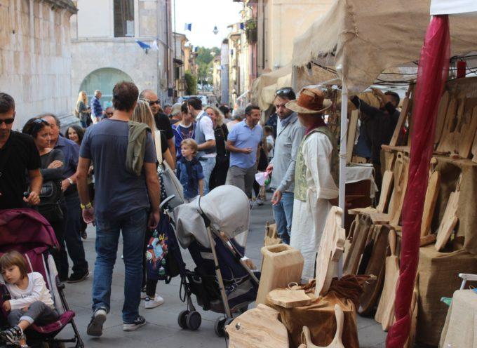 la fiera di San Martino conquista anche Piazza Crispi, tutti gli eventi del weekend