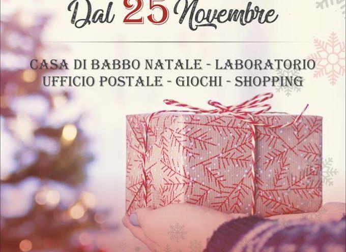 CASTELNUOVO DI GARFAGNANA – Dal 25 Novembre apertura del Laboratorio di Babbo Natale e negozi aperti tutte le domeniche fino a Natale