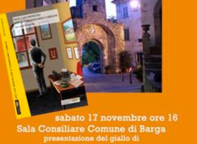 Presentazione del libro di Mariquita Zamperla a Barga