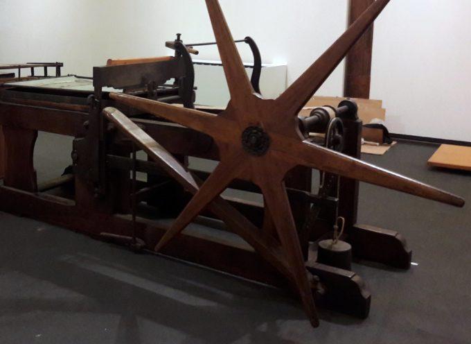La Fondazione Ragghianti inaugura, venerdì 23 novembre 2018, una mostra dedicata alla storica stamperia d'arte Litografia Angeli.